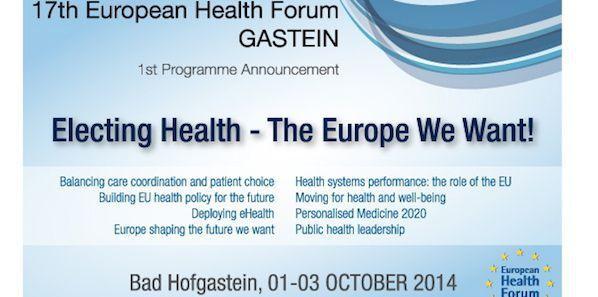 6 Projects Vie for European Health Award 2014