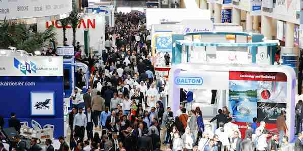 #ArabHealth 2015: Middle East Healthcare Industry is Engine of Growth