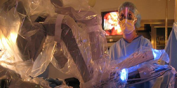 New Robotic Surgery for Head and Neck Cancers