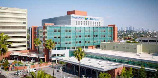 Children's Hospital Los Angeles Makes 'Most Wired' List