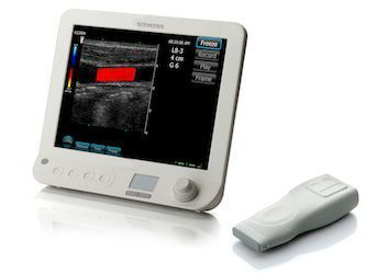 Siemens Launches Wireless Ultrasound in the UK