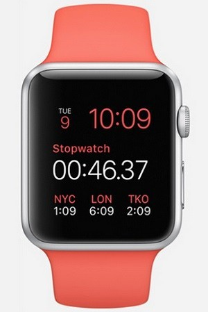 Apple Watch as breast cancer support tool