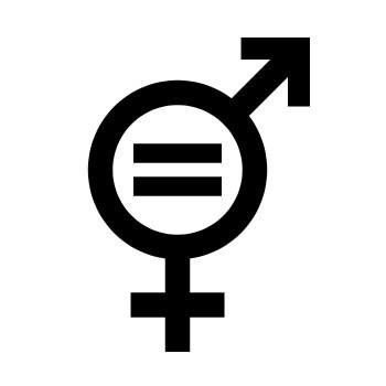Symbol of gender equality