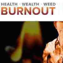 Burnout report cover