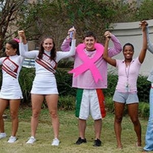 Promoting breast cancer awareness