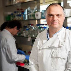 Team leader, Professor Jose Bengoechea, from the School of Medicine, Dentistry and Biomedical Sciences at Queen's