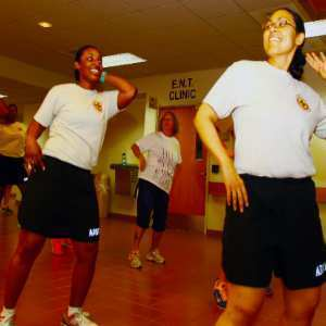 Staff Physical Activity