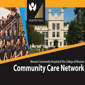 Wooster Community Hospital in collaboration with The College of Wooster