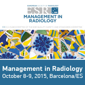 Management in Radiology 2015 meeting logo