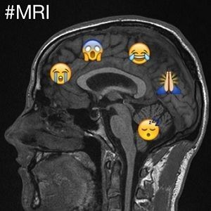 patients tweet about their MRI experience