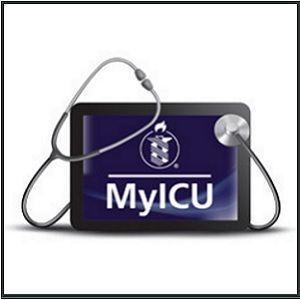 MyICU app