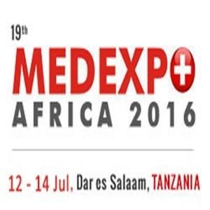 19th Medexpo Tanzania 2016
