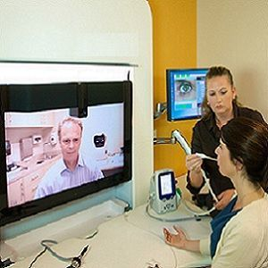 real-time video consultation
