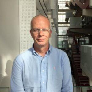 Dr. James Leiper of MRC Clinical Sciences Centre