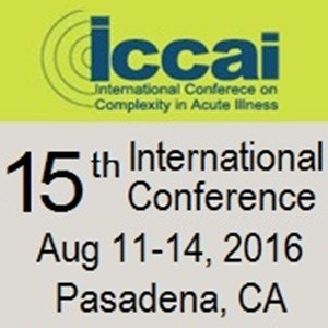 15th International Conference on Complex Acute Illness-(SCAI)