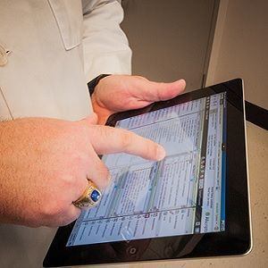 EHRs support transfers of care
