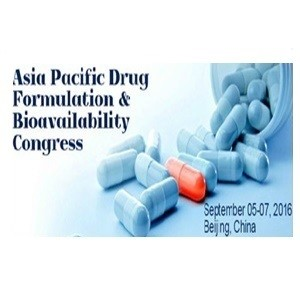 Asia Pacific Drug Formulation & Bioavailability Congress