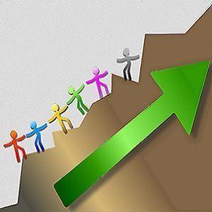 a true leader develops a strong team