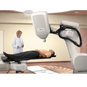 Accuray CyberKnife® robotic radiosurgery system