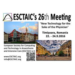 ESCTAIC congress 2016