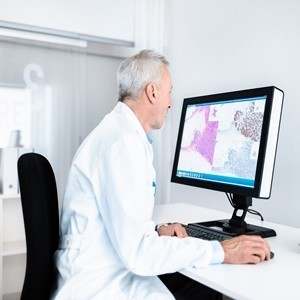 Improved cancer care between Sectra's digital pathology solution & Dutch LIMS provider Finalist
