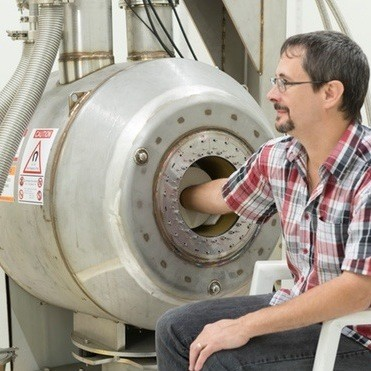 Photo: Testing an MRI Magnet at Magnetica. Source: http://magnetica.com/mri-systems/magnets/
