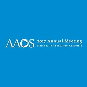AAOS Annual Meeting 2017