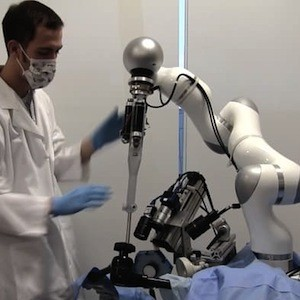 "Robot Programmed for ""Soft Tissue"" Surgery"