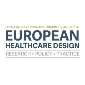 EHD 2016-2nd European Healthcare Design 2016