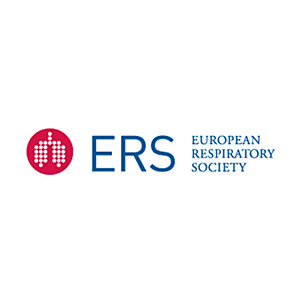 Image result for european respiratory society logo