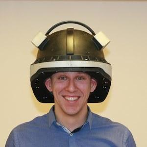 Prototype Helmet Device Uses EEG to Detect TBI Early
