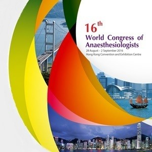 16th World Congress of Anaesthesiologists