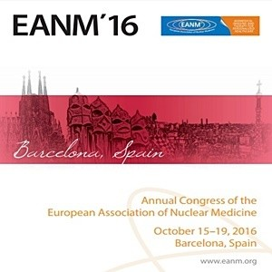 EANM'16 - 29th Annual Congress of the European Association of Nuclear Medicine
