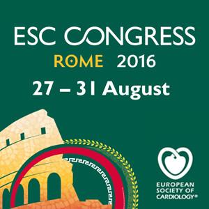 ESC Congress 2016
