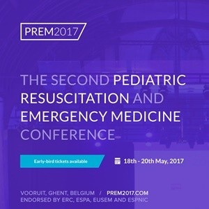 2nd European Pediatric Resuscitation and Emergency Medicine Conference