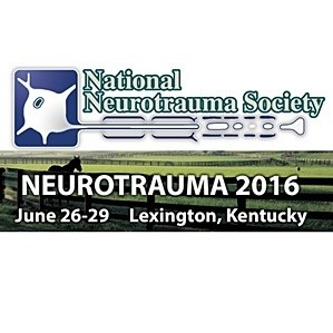 Neurotrauma 2016 - The 34th Annual Symposium of the National Neurotrauma Society
