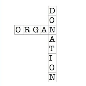 Organ Donation in words
