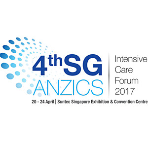 4th SG-ANZICS Intensive Care Medicine Forum 2017