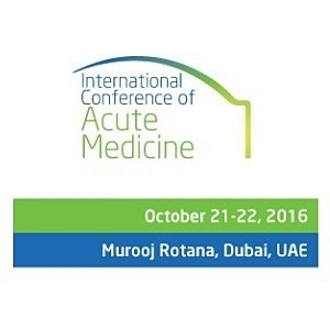 ICAM 2016-International Conference of Acute Medicine