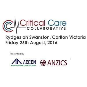 ACCCN/ANZICS Critical Care Collaborative Conference