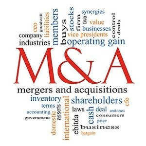 M & As Healthcare