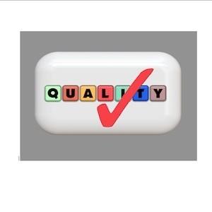 Quality graphic