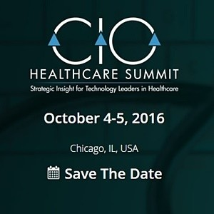 CIO Healthcare Summit 2016