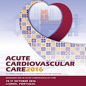 Acute Cardiovascular Care 2016- Managing risk in acute cardiovascular care