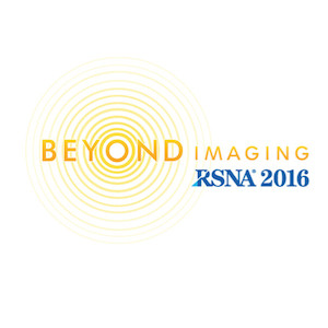 RSNA 2016 annual scientific meeting logo
