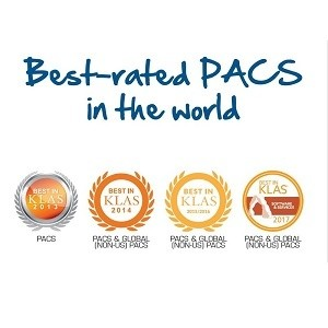 Sectra is Rated #1 in Customer Satisfaction Worldwide—'2017 Best in KLAS' for Global (Non-US) PACS