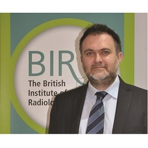 The British Institute of Radiology Announces appointment of New Chief Executive