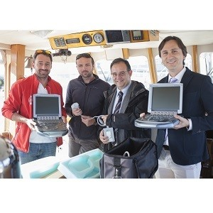 FUJIFILM SonoSite donates ultrasound systems to refugee rescue services
