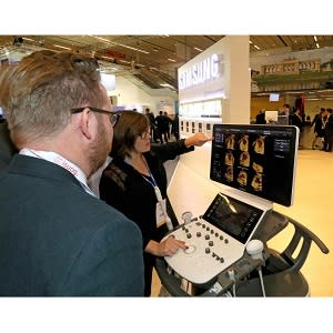 Samsung Presents Clinical Usability of its Ultrasound Imaging Technology at ISUOG 2017
