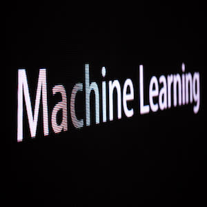 Machine learning, credit iStock